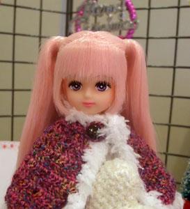 ピンク髪のパレットFちゃん