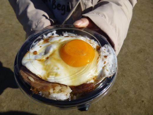 今治焼豚玉子飯