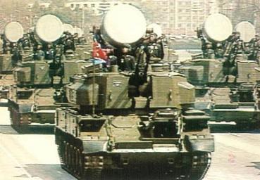 北朝鮮 陸軍 M1992 SPAAG