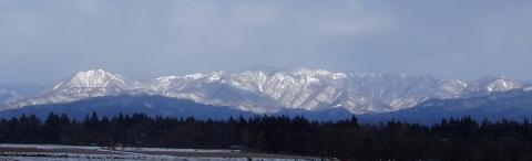 白神山地4