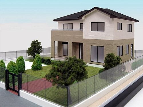 住宅模型 資格