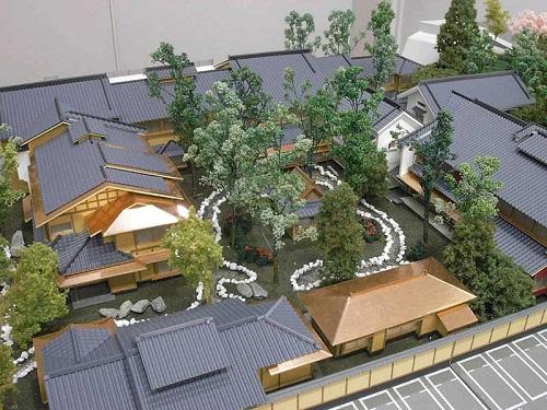ミニチュア住宅:家模型