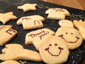 パティシエまぁやの手作りクッキー