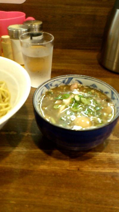 中野のつけ麺「うさぎちゃん」