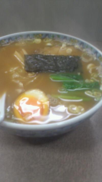 らーめん 麺好(東京都中野区)