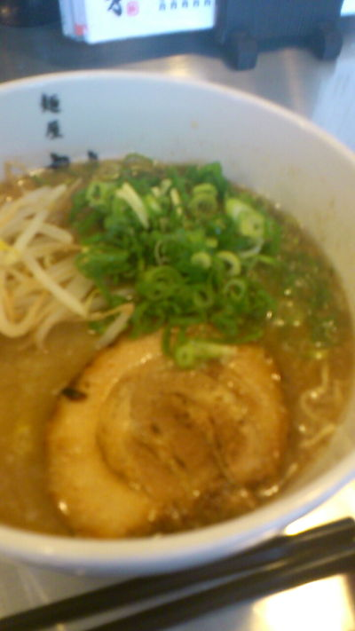 麺屋 九秀(東京都渋谷区)