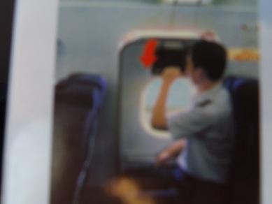 中国東方航空~脱出方法~