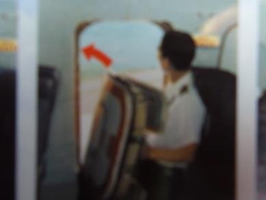 中国東方航空~脱出方法2~