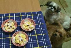 ケーキ3等分?.JPG