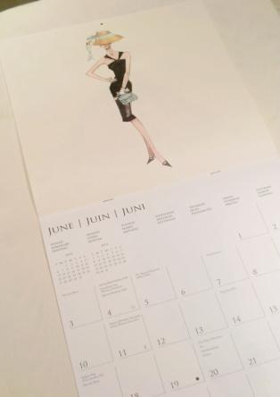 12月21日 カレンダー