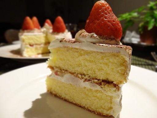 手作り ケーキ