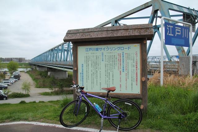 江戸川堤CR
