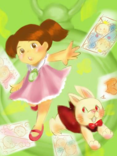 Aliceちゃん