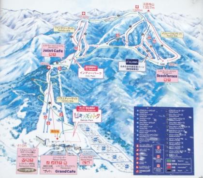 銀嶺会スキージャム勝山行き