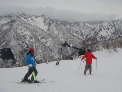 銀嶺会 白山セイモア・スキー場
