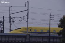2012年4月11日・ドクターイエロー(1)