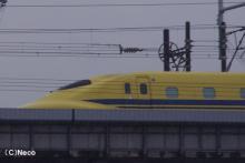 2012年4月11日・ドクターイエロー(2)