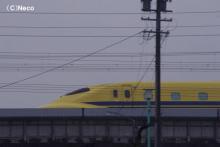 2012年4月11日・ドクターイエロー(3)