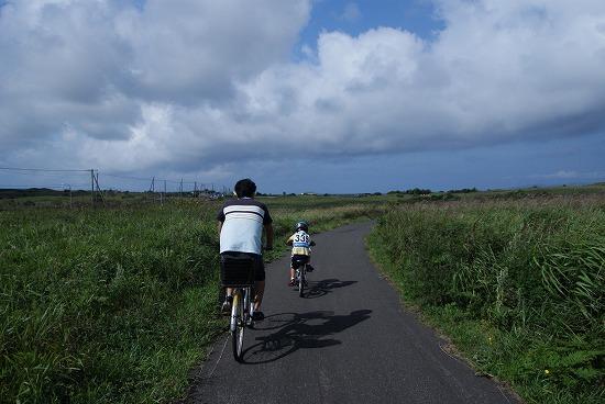 利尻島 ふれあい サイクリング 10