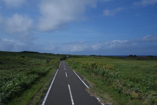 利尻島 ふれあい サイクリング 12