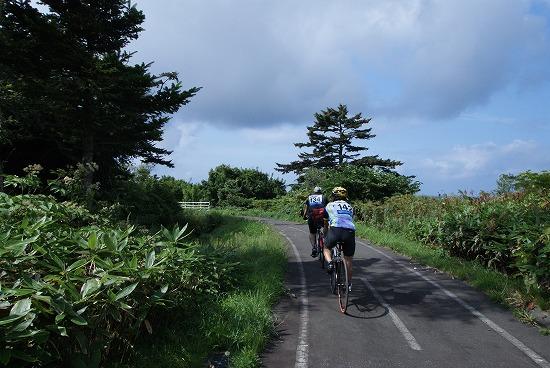 利尻島 ふれあい サイクリング 13