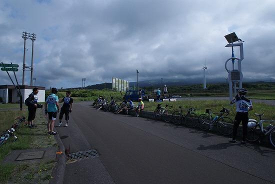 利尻島 ふれあい サイクリング 14