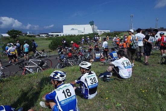利尻島 ふれあい サイクリング 17