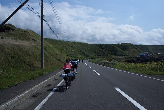 利尻島 ふれあい サイクリング 18