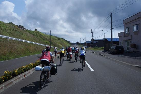 利尻島 ふれあい サイクリング 20