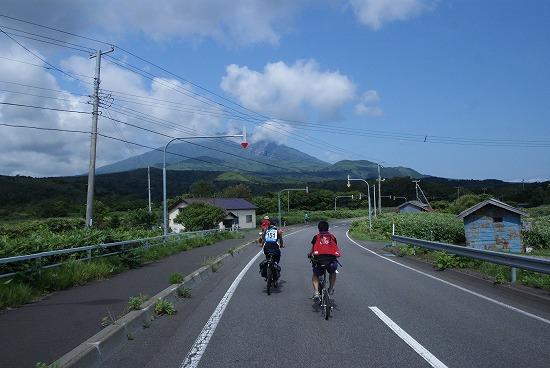 利尻島 ふれあい サイクリング 21