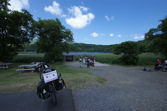 利尻島 ふれあい サイクリング 22