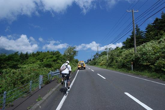 利尻島 ふれあい サイクリング 27