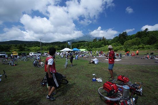 利尻島 ふれあい サイクリング 28