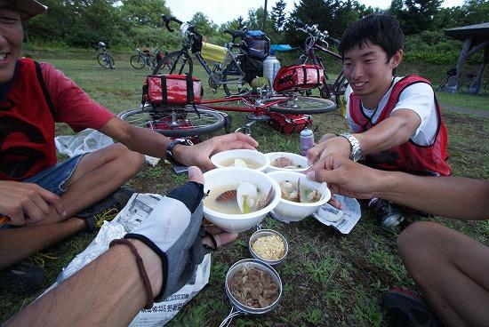 利尻島 ふれあい サイクリング 29