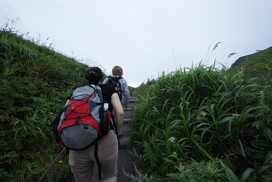 礼文島 桃岩荘 29