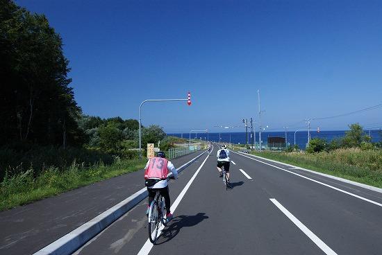 利尻島 ふれあい サイクリング 32