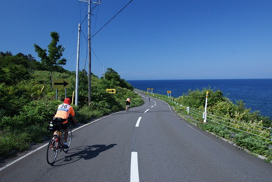 利尻島 ふれあい サイクリング 33