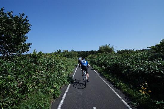 利尻島 ふれあい サイクリング 35