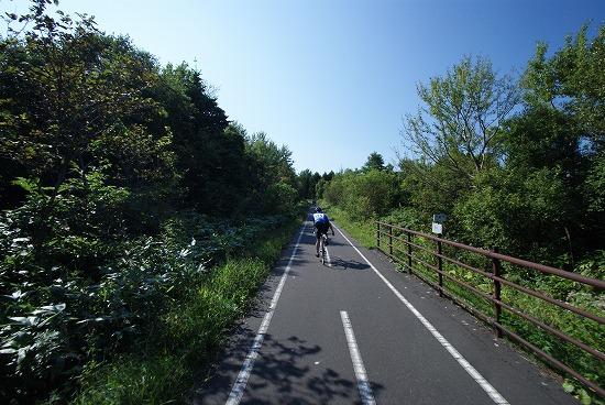 利尻島 ふれあい サイクリング 36