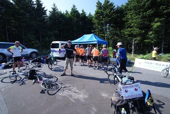 利尻島 ふれあい サイクリング 39