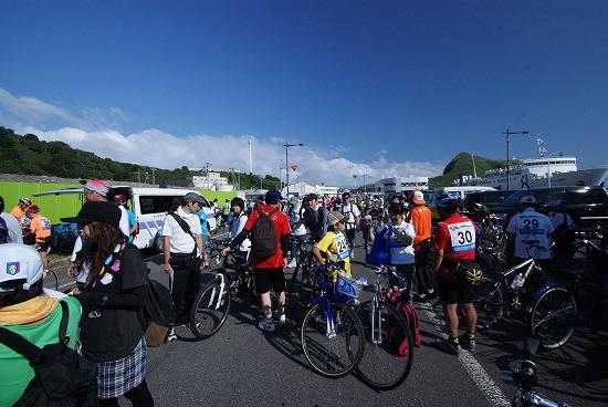 利尻島 ふれあい サイクリング 4