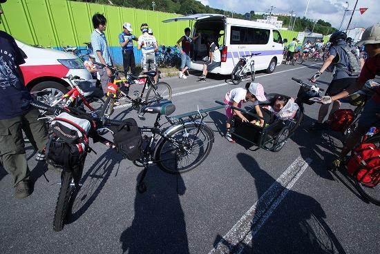 利尻島 ふれあい サイクリング 5