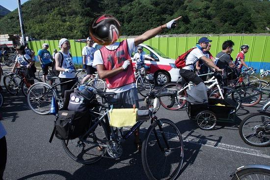 利尻島 ふれあい サイクリング 6