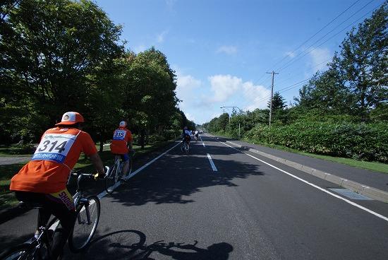 利尻島 ふれあい サイクリング 8