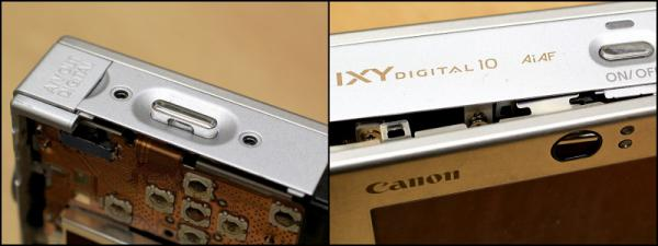 ★12-Canon IXY 10組替え(ニコイチ)4