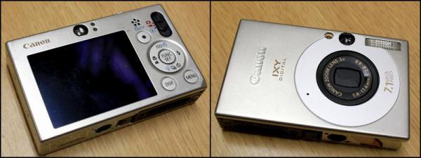 ★13-Canon IXY 10組替え(ニコイチ)5