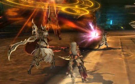基本無料の連撃アクションMMORPG 『 Boundora(バンドラ) 』
