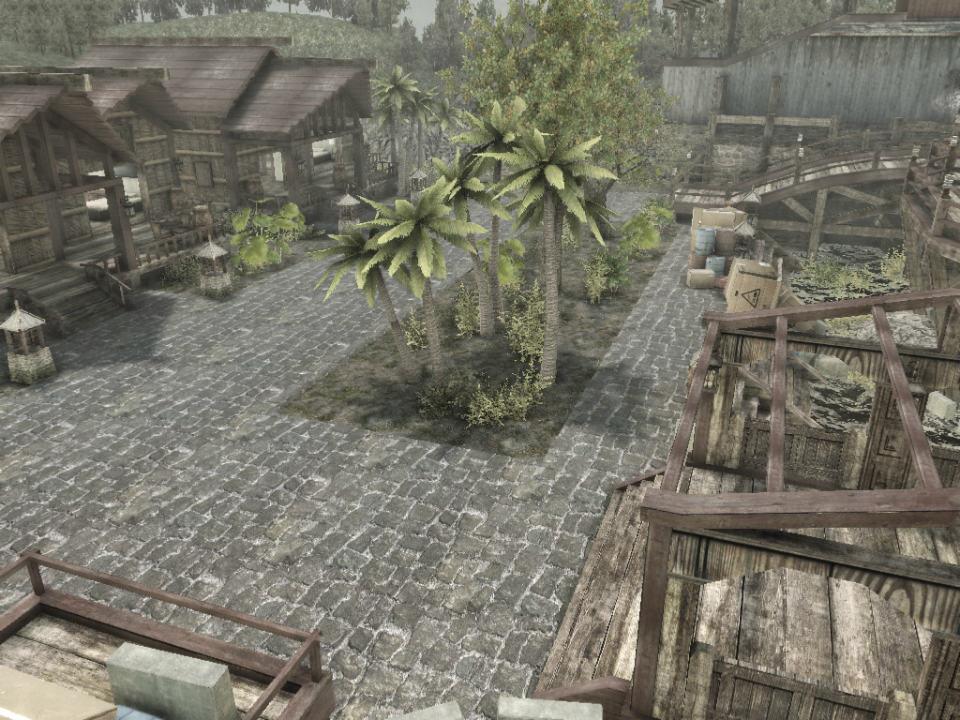 『HOUNDS(ハウンズ)』新たな戦場!雪被る廃墟と南国のリゾート地跡登場!