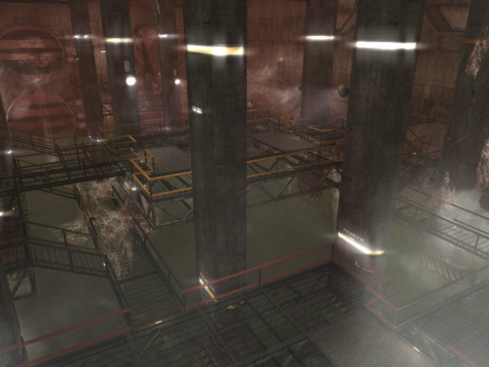 新ジャンルRPSオンラインゲーム『HOUNDS(ハウンズ)』 アップデート予告第2弾!期間限定ミッションの舞台として地下実験体廃棄場「下水路」を実装!!