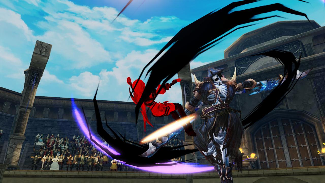 基本無料の超アクションオンラインゲーム『KRITIKA(クリティカ)』
